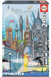 Пъзел Educa от 200 части - Лондон