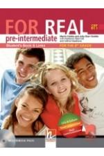 For Real (B1.1) Английски език за 8. интензивен клас