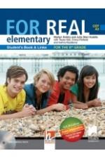 For Real (А2) Английски език за 8. интензивен клас