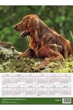 3D календар - Куче 2017