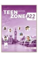 Teen Zone - ниво A2.2: Работна тетрадка по английски език за 10. клас