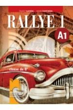 Rallye 1 A1. Учебник по френски език за 8. клас