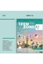 CD 2 Teen Zone А1. Аудиодиск по английски език за 8. клас