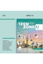 CD1 Teen Zone А1. Аудиодиск по английски език за 8. клас