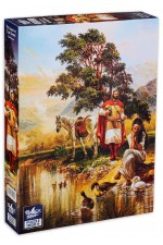 Пъзел от 1000 части - Легенда за Цар Самуил